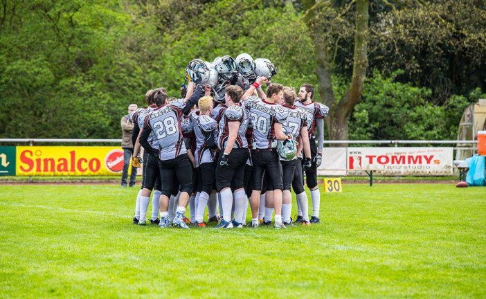 Greyhounds…U19 Jugend gewinnt abermals zu Null !