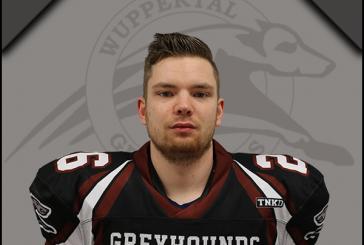 Greyhounds…Schmidi ist Back