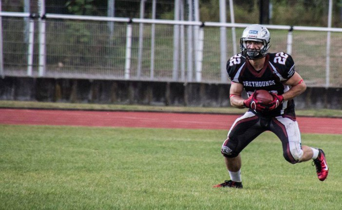 Greyhounds…RB Daniel Köther bleibt in Wuppertal