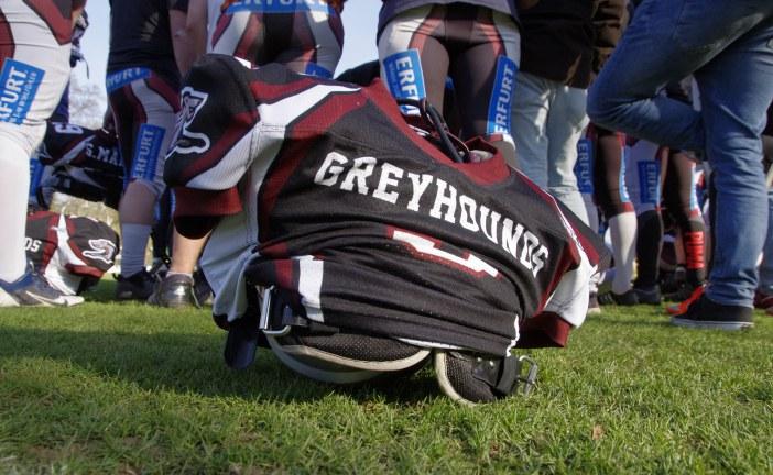 Greyhounds – U16 zum Freundschaftsspiel in den Niederlanden