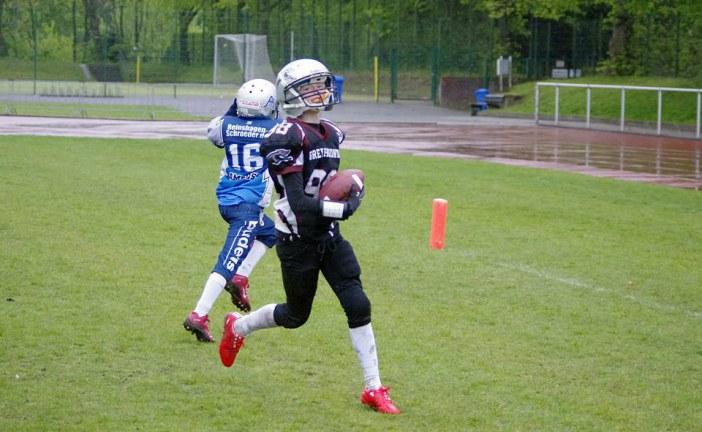 Greyhounds U13 – Saisonauftakt erfolgreich