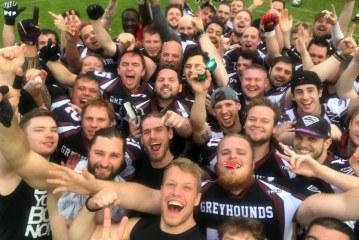 Greyhounds…Herren gewinnen gegen Mülheim