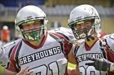 GreyhoundsU19 …verbuchen fast den ersten Sieg