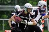 Greyhounds U16 – Spiel erst im letzten Quarter verloren