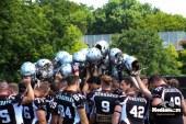 Greyhounds Seniors…nach Sieg gegen Bocholt wieder Tabellenführer