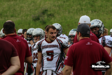 Greyhounds…erste Niederlage der Saison