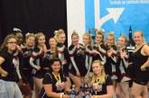 Cheerleading….erfolgreicher A40 Cup