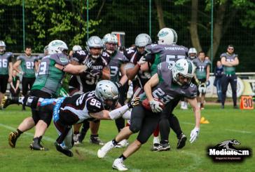 Greyhounds Seniors – Rückrunde startet in Mülheim