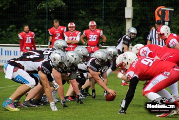 Greyhounds Seniors – Auswärtsspiel in Hamm