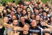 Greyhounds Seniors…zum letzten Auswärtsspiel gegen Mülheim
