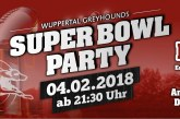 Superbowl Party 2018