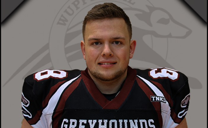 Greyhounds…weiterer Verstärkung für die Defense