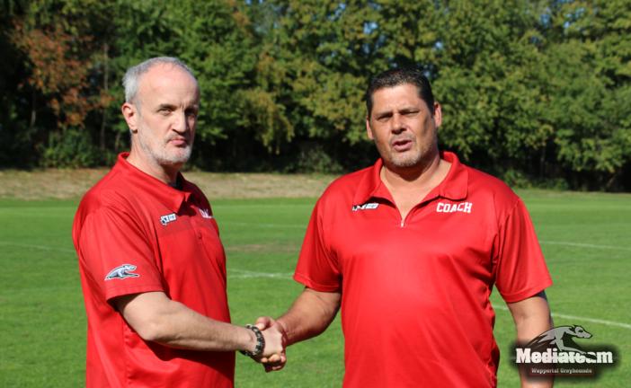 Bernd Janzen wird neuer Head Coach der Wuppertal Greyhounds