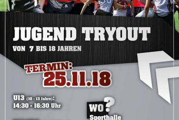 Jugendtryout for Season 2019