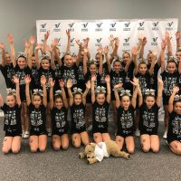 Cheerleeding – WE DID IT!