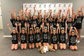 Cheerleeding – WE DID IT!