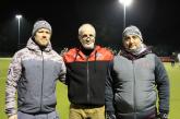 Luigi Figlia als unterstützender Coach bei den Wuppertal Greyhounds