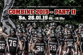 Greyhounds Combine 2019 Part II