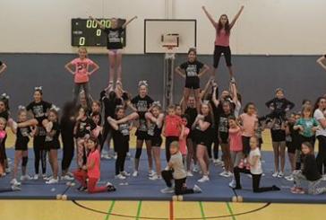 1. Cheerleading Tryout 2019 wurde Gut angenommen