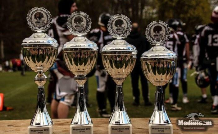 Erfolgreicher Wupperbowl 2019