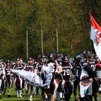 Wuppertal Greyhounds starten in die Ligasaison