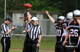 Greyhounds U16 mit gelungenem Start in die Saison