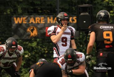 Wuppertal Greyhounds gewinnen gegen die Blackhawks