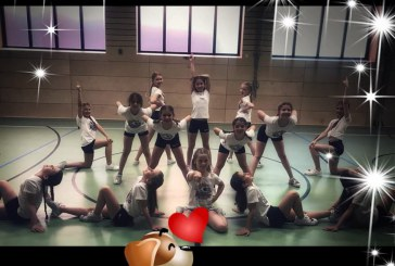Cheerleading – Premiere zur SUMMER ALL LEVEL 2019 erfolgreich
