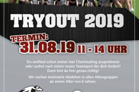 WGC- Tryout Herbst 2019
