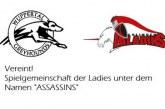 Wuppertal Greyhounds und Solingen Paladins Ladies werden ein Team