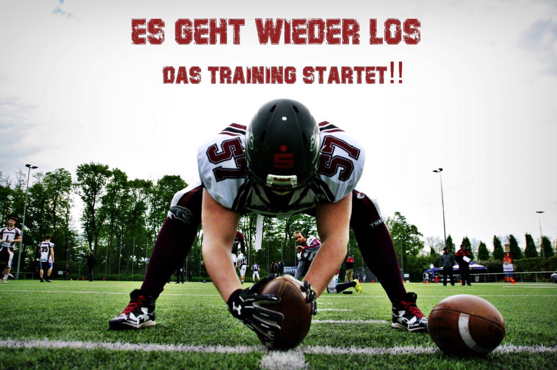 Training Wuppertal Greyhounds