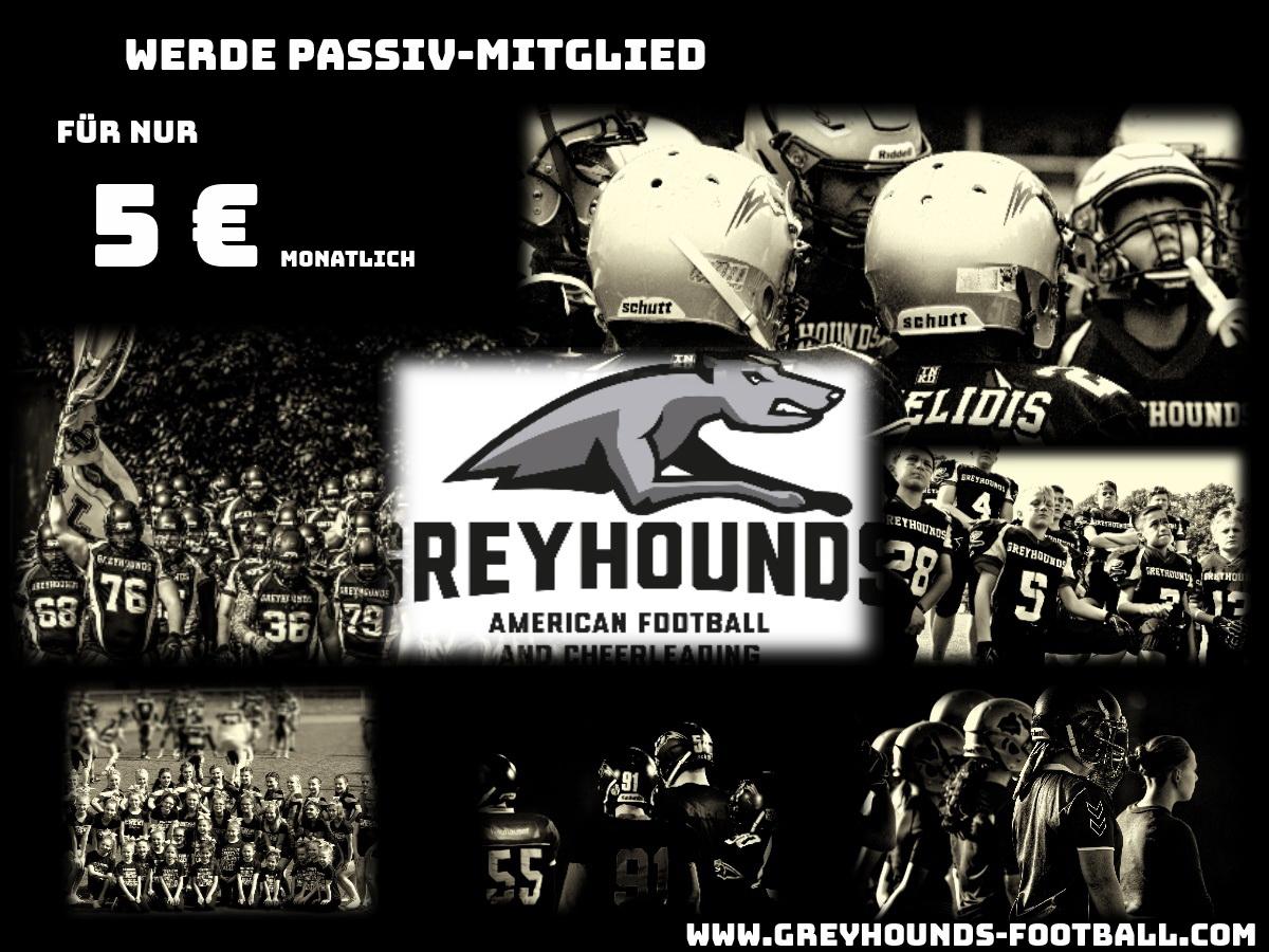 Passiv Mitglied Greyhounds